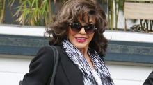 Dame Joan Collins: 'Young girls are used as meat'