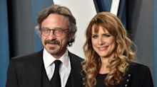 Marc Maron 'in complete shock' after sudden death of director girlfriend Lynn Shelton