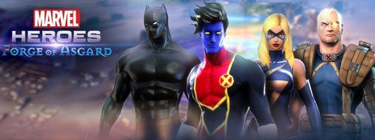 Marvel Heroes adds Asgardian-themed crafting, Mac client coming