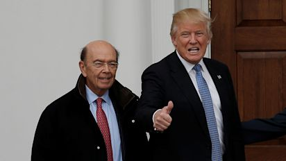 Trump wins in fight over Wilbur Ross testimony