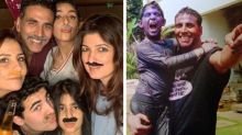 Akshay Kumar And Twinkle Khanna Shower Love On Their Son Aarav As He Turns 18!