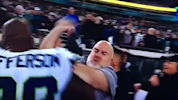Seahawks DL charges fans amid ugly ending