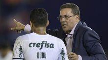 Palmeiras vai contratar um atacante para o lugar de Dudu?
