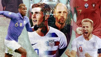 How would the USMNT fare in Euro 2020?