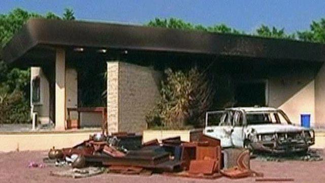 Accusations of cover-up, incompetence over Libya attack