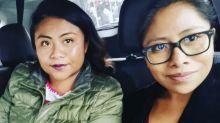 La hermana de Yalitza Aparicio que busca un lugar en la política de su natal Oaxaca