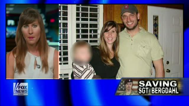 Widow of soldier who died in Bergdahl search shares story