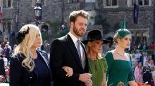 英國皇室單身貴族 哈利王子鮮肉表弟Louis Spencer勁養眼