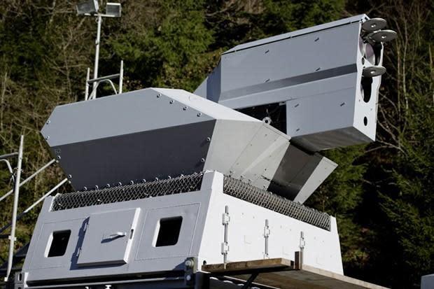 Rheinmetall 50kW laser weapon aces latest test, pew-pews a 3-inch ballistic target