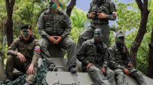 Baño de sangre entre militares chavistas y las FARC: 19 muertos