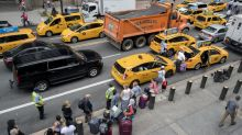 Uber sues New York City over cruising and licensing caps