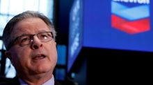 Chevron CEO Watson to step down, Wirth likely successor: source