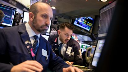 Stocks slide as global growth concerns weigh