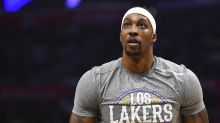 Dwight Howard, again not wearing a mask in Orlando bubble, said he doesn't believe in vaccinations