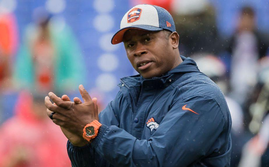 Vance Joseph is making changes to the Broncos