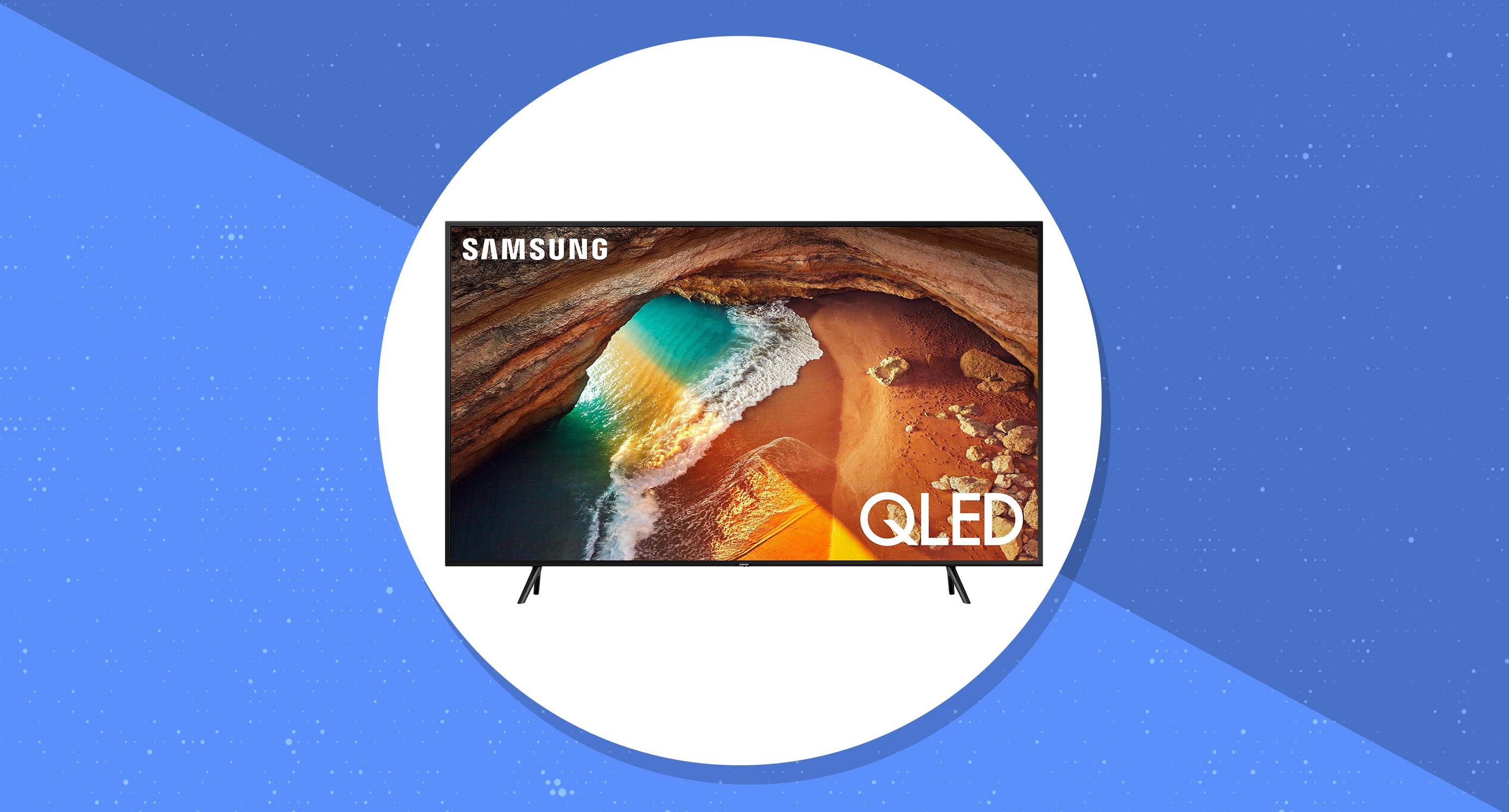 There's still time: Walmart is having an epic sale on Samsung 4K TVs, including QLED models