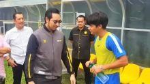 Wan Kuzri, Wan Kuzain's minister brother Wan Fayhsal: 'I was more of a rugby player'