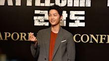 'Soldier for 5 years' Song Joong-ki feels working with Song Hye-kyo in future 'won't be easy'