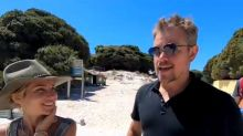 Beach Buddies! Chris Hemsworth and Matt Damon Vacation with Their Wives in Australia