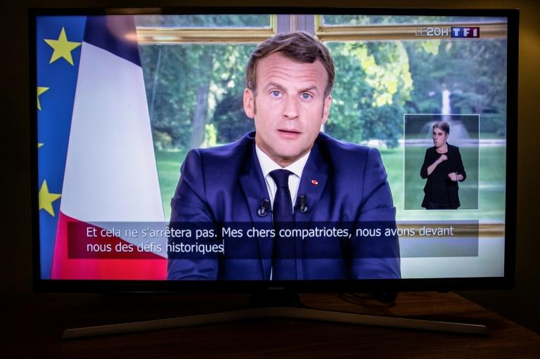 Macron hails 'first victory' against Covid-19, declares mainland France 'green'