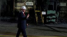 Trump's 25% steel tariffs should not be scrapped, says U.S. Steel CEO