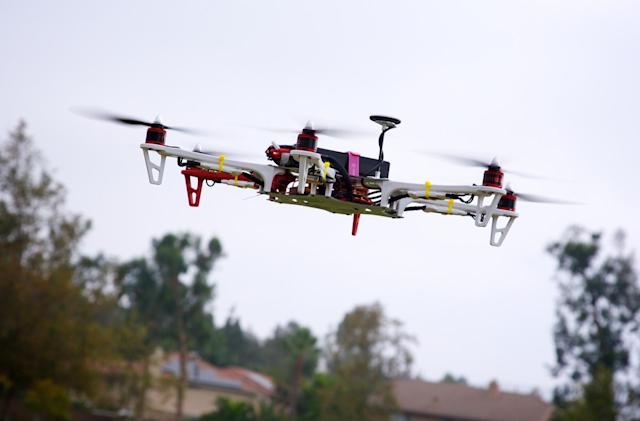 US drone operators must register with the FAA by February