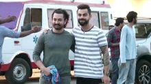 """She Is Super Honest,"" Virat Kohli and Aamir Khan Discuss Anushka!"