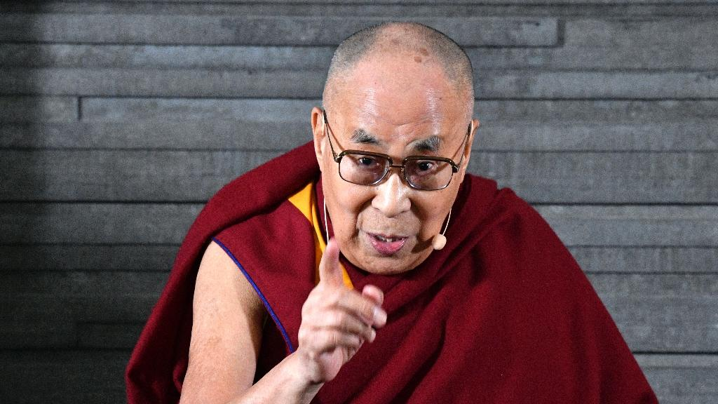 Dalai Lama Says Europe Belongs To Europeans