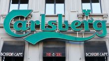 Carlsberg bets on a summer of beer and soccer free of COVID-19 curbs