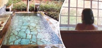 Naked and afraid: I learnt to love Japan's onsen