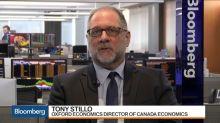 Oxford Economics's Stillo on Canada's Economy After Trudeau Re-Election