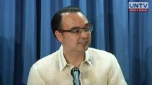 DFA Secretary: Presence of ships alone doesn't mean anything