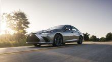 2021 Lexus ES 250 AWD First Drive   Pick your first-world problem