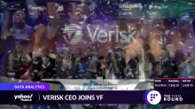 Cyber risks are 'front and center,' says Verisk CEO