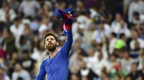 Luis Enrique se rende: 'Messi é decisivo até jantando em casa'