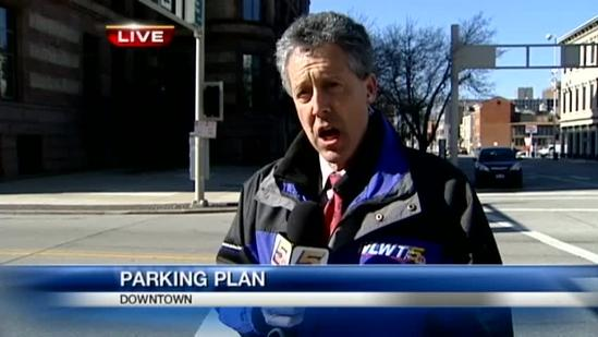Mayor says lawsuit, ruling on parking already impacting city