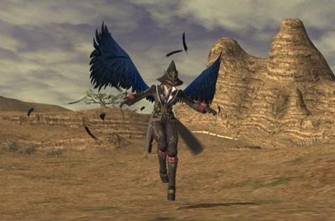 Final Fantasy XI shows off job emotes in a new trailer