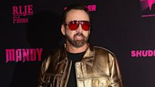 Nicolas Cage's ex-girlfriend accuses him of abuse, he denies the 'absurd' claim