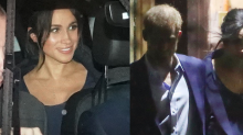 Meghan Markle Was Spotted with Prince Harry Last Night and the Pics Are Amazing