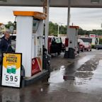 Long lines at gas stations as pipeline shuts down