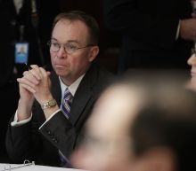 Mick Mulvaney withdraws attempt to join suit over impeachment testimony