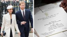 Royal wedding guest list: Who did Meghan Markle and Prince Harry invite?