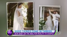 New baby on the way for reality TV couple