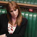 Angela Rayner apologises for calling Tory MP 'scum'