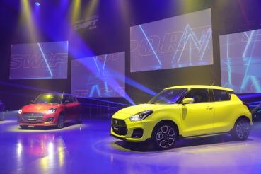 70萬/80萬單一規格,Suzuki Swift Hybrid / Swift Sport Hybrid 六速手排正式發表!