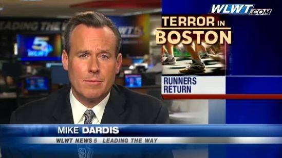 Runners return from Boston with fears, determination