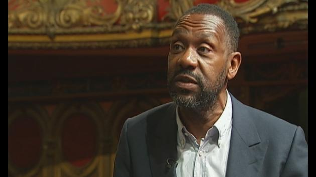 Lenny Henry: Demographic of boardrooms needs to change