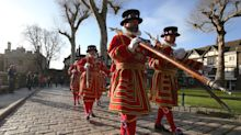 Tower of London Beefeaters facing redundancies for first time in 500 year history