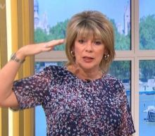 This Morning: Ruth Langsford confronted supermarket shopper who broke lockdown guidance