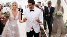 Australia's first Bachelor wedding! Tim and Anna tie the knot